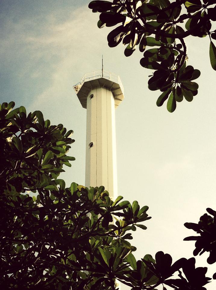Nogas Island Lighthouse
